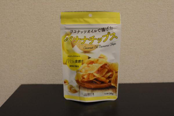 バナナ チップス 太る